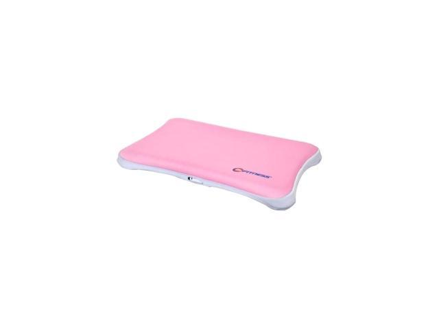 dreamGEAR 24 Hour Fitness NeoSleeve for Wii Fit & Wii Fit Plus Pink/Gray