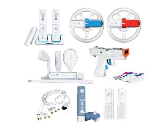 dreamGEAR 20 In 1 Mega Deal PLUS for Wii