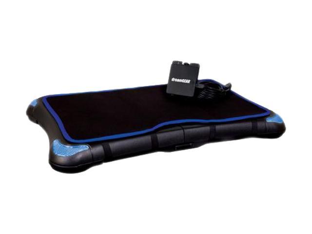 dreamGEAR FITBOARD 3 IN 1 BUNDLE BLACK