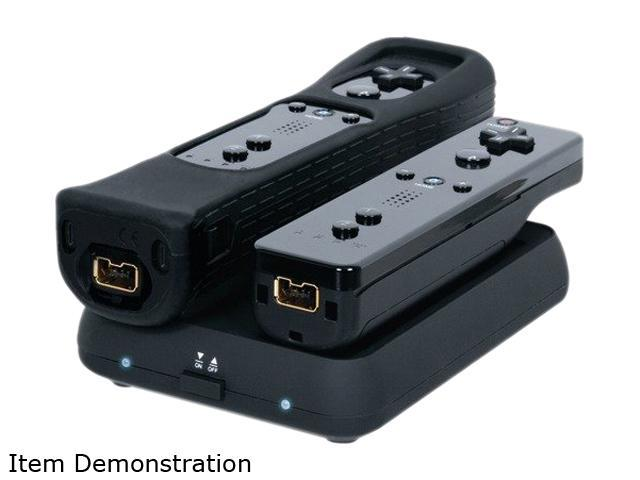dreamGEAR Power Base Dual for Wii