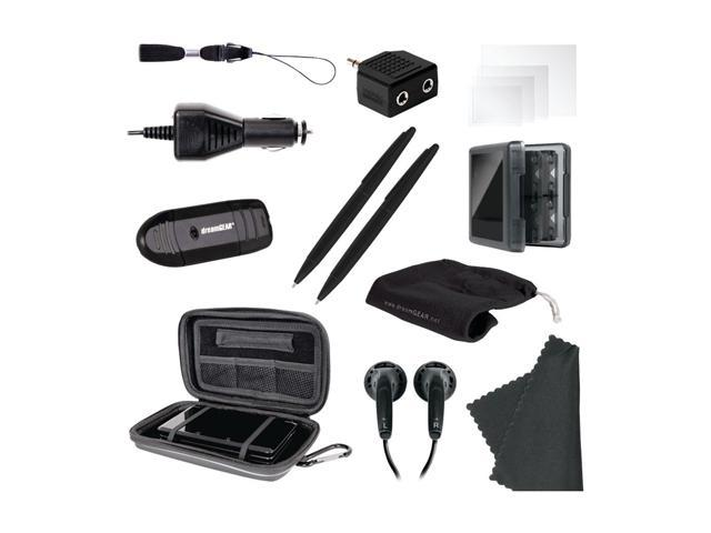 dreamGEAR Nintendo 3ds 15 in 1 Universal Kit