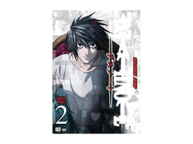 Death Note Volume 2 (DVD / Japanese / W-ENG SUB / 5 DISC / EP 21-37)