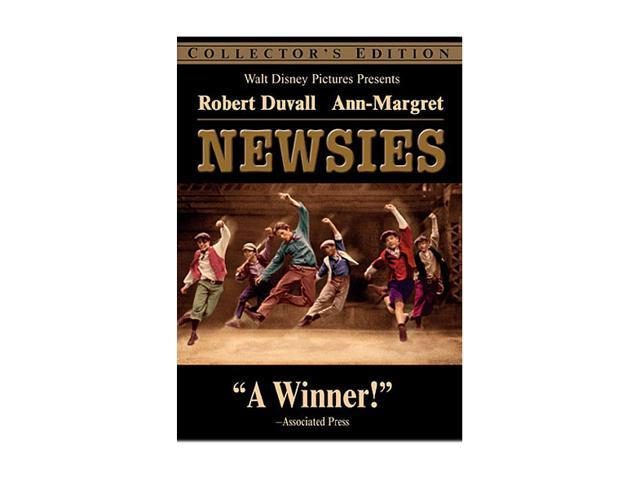 Newsies (Collector's Edition) (1992 / DVD)