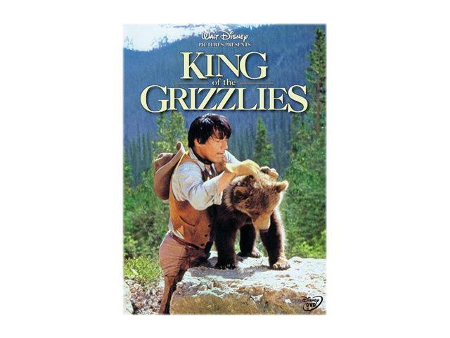 King of the Grizzlies (1970 / DVD) John Yesno, Chris Wiggins, Hugh Webster, Jack Van Evera, Wahb