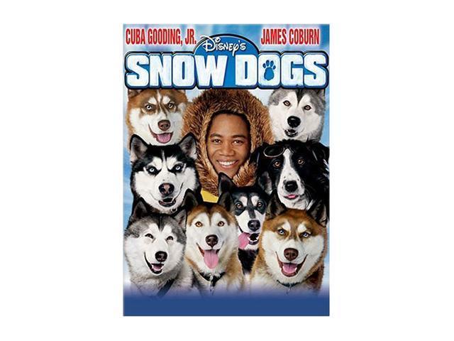 Snow Dogs (2002 / DVD) Cuba Gooding Jr., James Coburn, Sisqó, Nichelle Nichols, M. Emmet Walsh