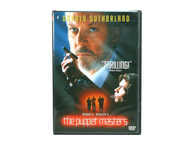The Puppet Masters (1994) / DVD Donald Sutherland, Eric Thal, Julie Warner, Keith David, Will Patton