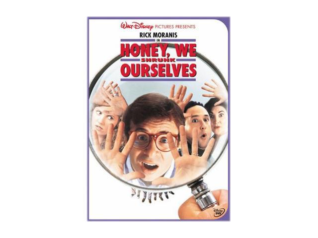 Honey, We Shrunk Ourselves (1997 / DVD) Rick Moranis, Eve Gordon, Bug Hall, Robin Bartlett, Stuart Pankin