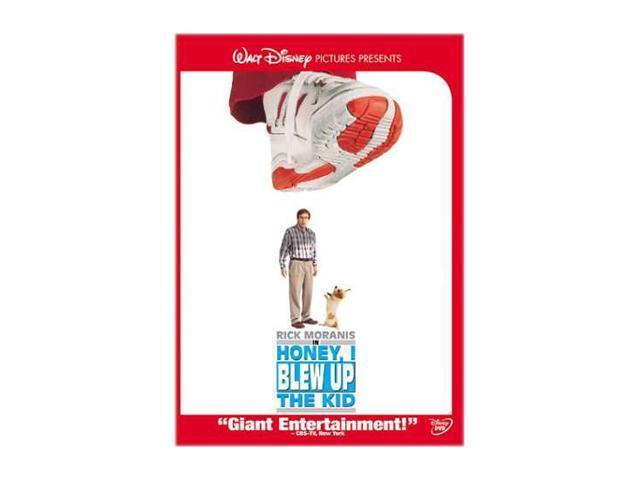 Honey, I Blew Up the Kid (1992 /  DVD) Rick Moranis, Marcia Strassman, Robert Oliveri, Daniel Shalikar, Joshua Shalikar