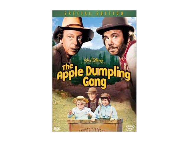 The Apple Dumpling Gang (Special Edition) (1975 / DVD) Bill Bixby, Susan Clark, Don Knotts, Tim Conway, Pinto Colvig