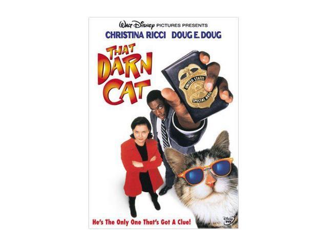 That Darn Cat (1997 / DVD) Christina Ricci, Doug E. Doug, Dean Jones, George Dzundza, Peter Boyle