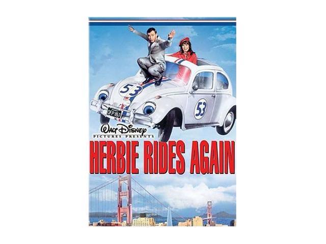 Herbie Rides Again (1974 / DVD) - Newegg.com