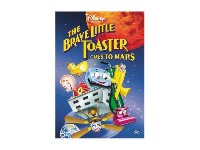 The Brave Little Toaster Goes to Mars (DVD / ENG / SPAN) Thurl Ravenscroft, Deanna Oliver, Eric Lloyd, Timothy Stack, Roger ...
