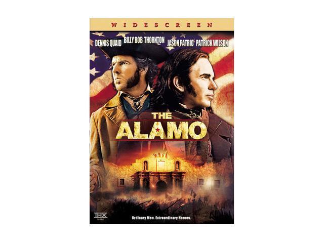 The Alamo (DVD-WS 2.35 / DD 5.1 / FR-Both / SP-SUB) Dennis Quaid&#59; Patrick Wilson&#59; Jason Patric&#59; Billy Bob Thornton&#59; Emilio ...
