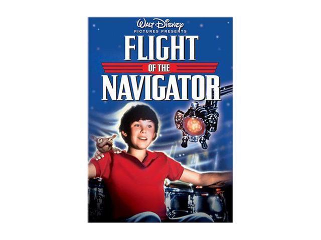 Flight of the Navigator (1986 / DVD) Joey Cramer, Paul Reubens, Veronica Cartwright, Cliff De Young, Sarah Jessica Parker