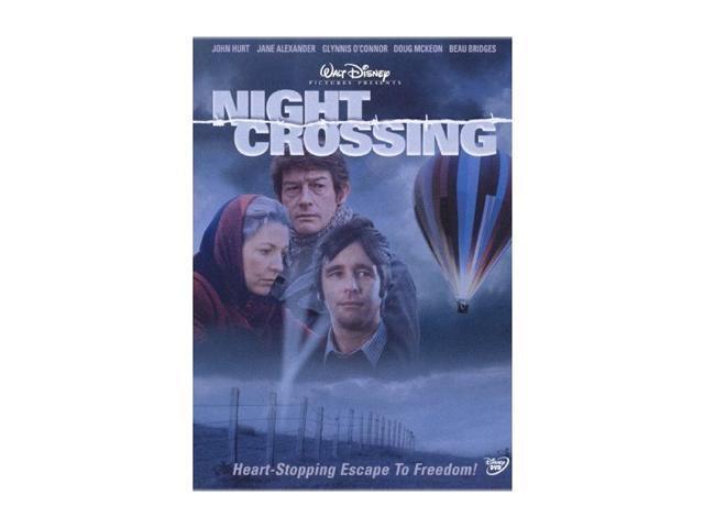 Night Crossing (1982 / DVD) John Hurt, Jane Alexander, Doug McKeon, Keith McKeon, Beau Bridges