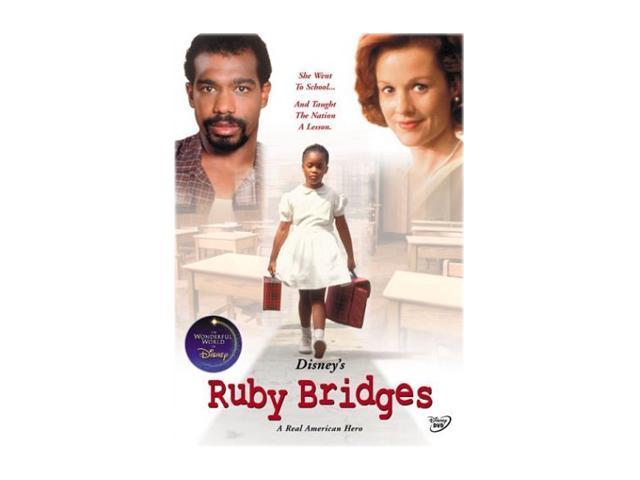 Disney's Ruby Bridges (1998 / DVD) Chaz Monet, Penelope Ann Miller, Kevin Pollak, Michael Beach, Lela Rochon