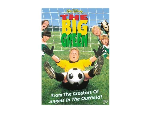 The Big Green (1995 / DVD) Steve Guttenberg, Olivia d'Abo, Jay O. Sanders, John Terry, Chauncey Leopardi