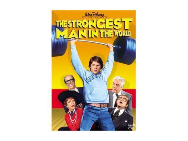 The Strongest Man in the World (1975 / DVD) Kurt Russell, Joe Flynn, Eve Arden, Cesar Romero, Phil Silvers