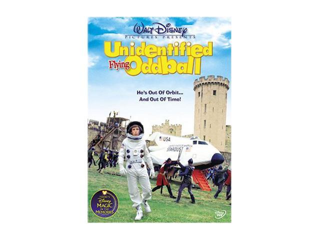 The Unidentified Flying Oddball  (DVD / ENG / SPAN) Dennis Dugan; Jim Dale; Ron Moody; Kenneth More; John LeMesurier; Rodney Bewes; Sheila White; Robert Beatty; Cyril Shaps; Kevin Brennan