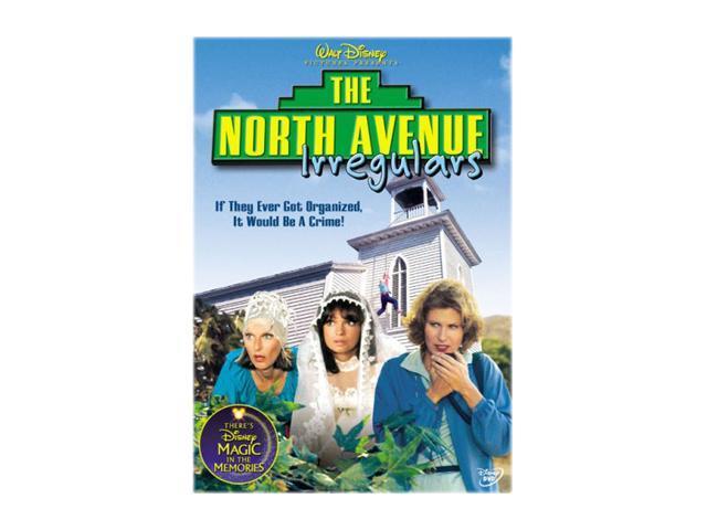 The North Avenue Irregulars (1979 / DVD) Edward Herrmann, Barbara Harris, Susan Clark, Karen Valentine, Michael Constantine