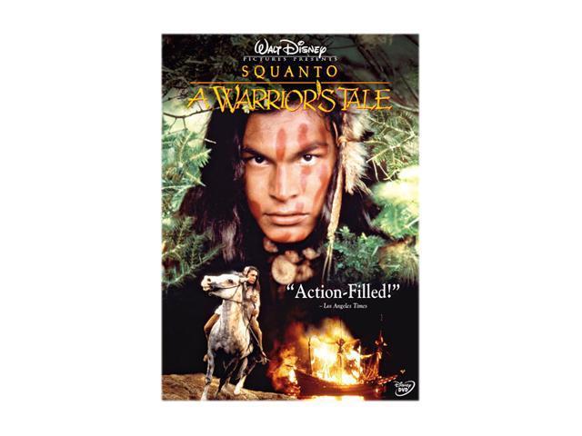 Squanto: A Warrior's Tale (1994 / DVD) Adam Beach, Mandy Patinkin, Sheldon Peters Wolfchild, Irene Bedard, Eric Schweig