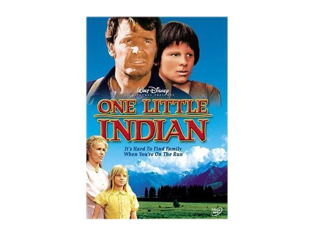 One Little Indian (DVD / ENG / FREN / SPAN) James Garner; Vera Miles; Clay O'Brien; Pat Hingle; Morgan Woodward; John Doucette; Robert Pine; Bruce Glover; Ken Swofford; Jay Silverheels