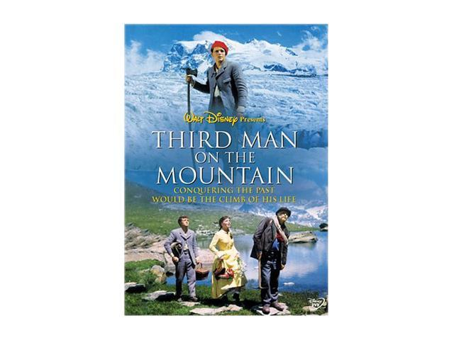 Third Man on the Mountain (DVD / ENG / FREN) James MacArthur&#59; Michael Rennie&#59; Janet Munro&#59; James Donald&#59; Walter Fitzgerald&#59; ...