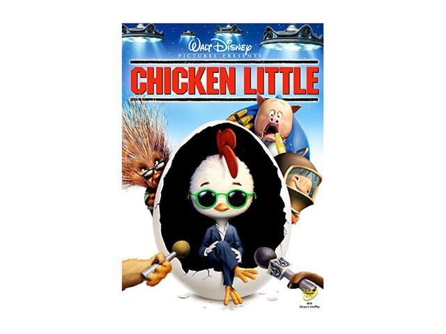 Chicken Little(DVD / WS 1.78 / DOLBY 5.1 Surround Sound / ENG-SUB / SP-FR-DUB)