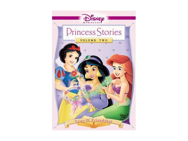 Disney Princess Stories, Vol. 2 - Tales of Friendship  (DVD / Full Screen)