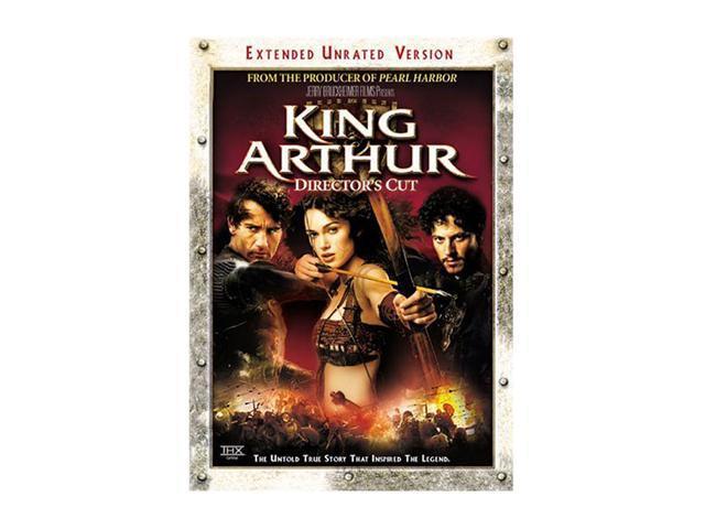 King Arthur - The Director's Cut (Widescreen Edition) (2004 / DVD) Clive Owen, Stephen Dillane, Keira Knightley, Ioan Gruffudd, ...