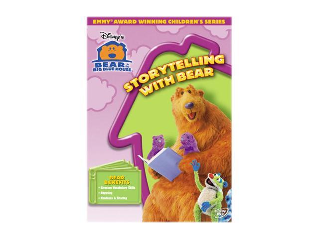Bear in the Big Blue House - Storytelling with Bear (1997)