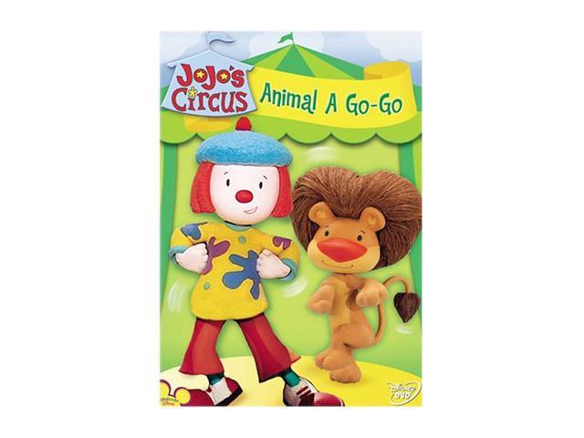 Jojo's Circus - Animal a Go Go (2003 / DVD) Madeleine Martin, Robert Smith, Diana Peressini, Jayne Eastwood, Marnie McPhail