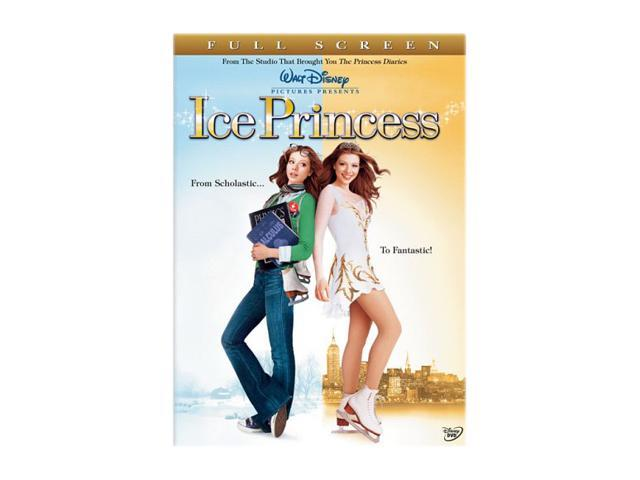 Ice Princess (Full Screen Edition) (2005 / DVD) Michelle Trachtenberg, Kim Cattrall, Trevor Blumas, Joan Cusack, Amy Stewart