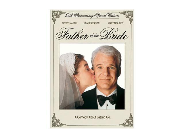 Father of the Bride (15th Anniversary Edition / Special Edition / DVD) Steve Martin, Diane Keaton, Martin Short, Kimberly Williams-Paisley, Kieran Culkin