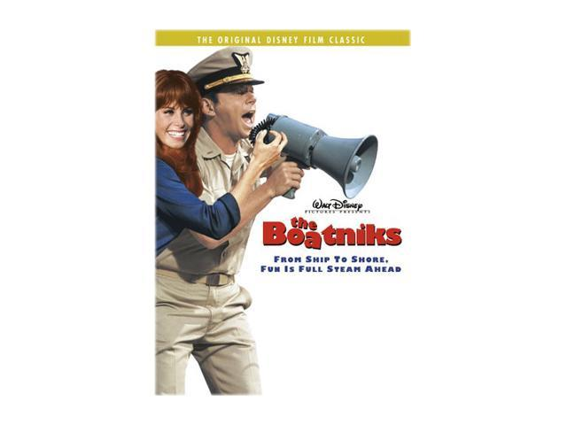 The Boatniks (1970 / DVD) Robert Morse, Stefanie Powers, Phil Silvers, Norman Fell, Mickey Shaughnessy
