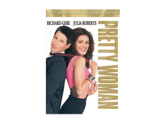 Pretty Woman (15th Anniversary Special Edition / DVD / WS 1.85 / DD 5.1 / FR-Both / SP-SUB) Richard Gere; Julia Roberts; Ralph Bellamy; Jason Alexander; Laura San Giacomo; Hector Elizondo; Alex Hyde-W