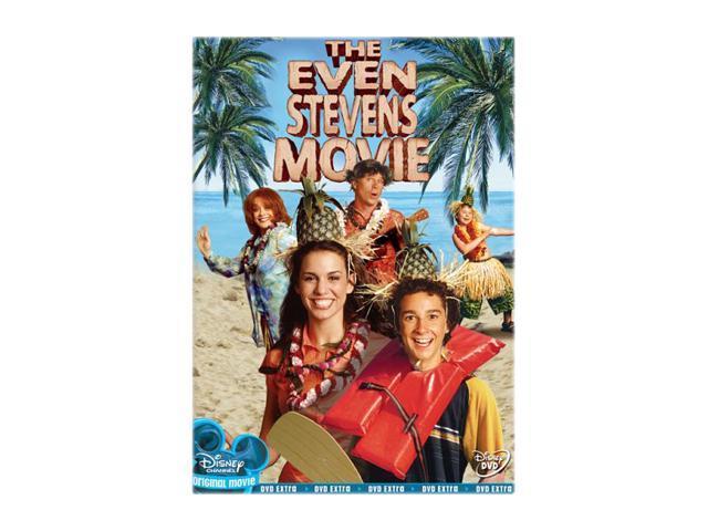 The Even Stevens Movie  (DVD) Shia LaBeouf, Christy Carlson Romano, Donna Pescow, Tom Virtue, Nick Spano