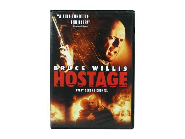 Hostage (DVD / WS) Bruce Willis; Kevin Pollak; Jonathan Tucker; Ben Foster; Serena Scott Thomas; Marshall Allman; Jimmy Bennett; Kim Coates; Hector Luis Bustamante; Michael D. Roberts