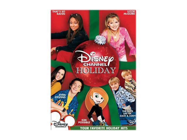 Disney Channel Holiday DVD)