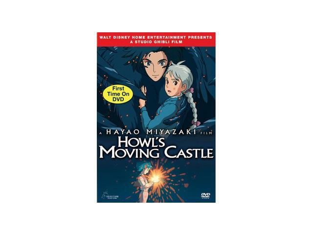 Howl's Moving Castle Christian Bale (voice), Billy Crystal (voice), Lauren Bacall (voice), Jean Simmons (voice), Emily Mortimer (voice), Blythe Danner (voice), Crispin Freeman (voice), Liliana Mumy (v