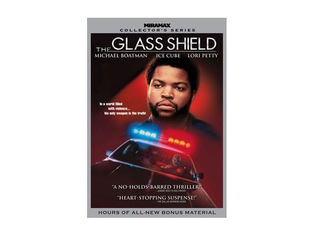 The Glass Shield -Collector's Edition (DVD / Miramax Collector's Series) Michael Boatman; Lori Petty; Ice Cube; Michael Ironside; Richard Anderson; Bernie Casey; Elliott Gould; M. Emmet Walsh; Don Har