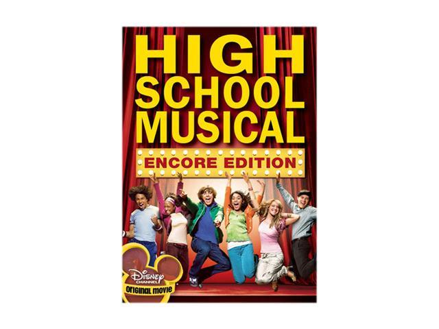 High School Musical (Encore Edition / DVD / FF 1.33 / DD 5.1) Zac Efron; Vanessa Anne Hudgens; Ashley Tisdale; Chris Warren Jr.; Ryne Sanborn; Bart Johnson; Corbin Bleu; Monique Coleman; Lucas Grabeel