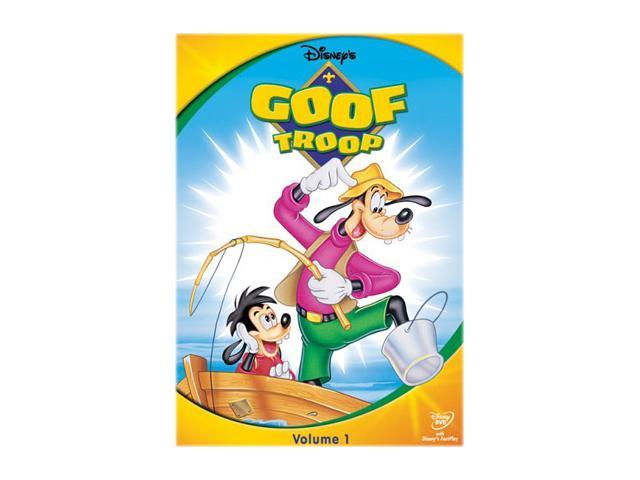 Goof Troop, Volume 1 (1992 / DVD)