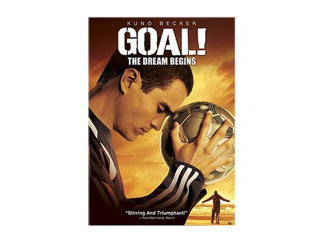 Goal! - The Dream Begins (2006 / DVD) Kuno Becker, Alessandro Nivola, Anna Friel, Leonardo Guerra, Tony Plana
