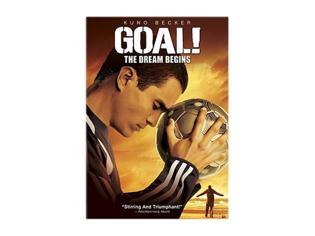 Goal! - The Dream Begins (2006 / DVD) Kuno Becker, Alessandro Nivola, Anna Friel, Leonardo Guerra, Tony Plana