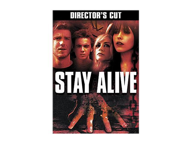 Stay Alive - The Director's Cut (Widescreen Edition) (2006 / DVD) Jon Foster, Samaire Armstrong, Frankie Muniz, Jimmi Simpson, Wendell Pierce