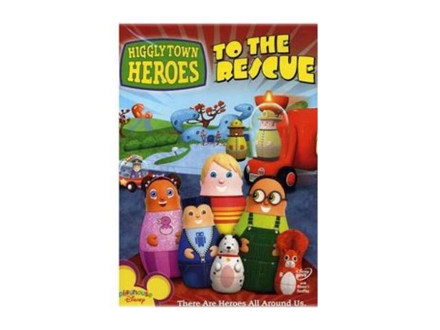 Higglytown Heroes - To the Rescue (2004) / DVD Frankie Ryan Manriquez Taylor Masamitsu Rory Thost Liliana Mumy Dee Bradley Baker
