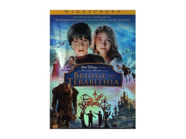 Amazoncom the bridge to terabithia dvd