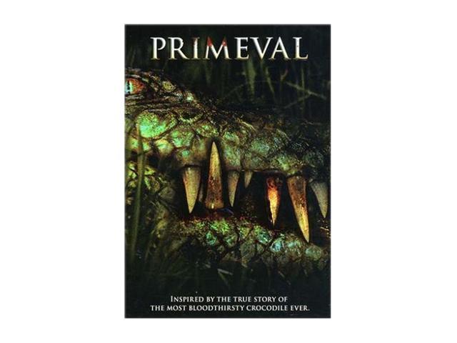 Primeval (2007 / DVD) Dominic Purcell, Orlando Jones, Brooke Langton, Jürgen Prochnow, Gideon Emery