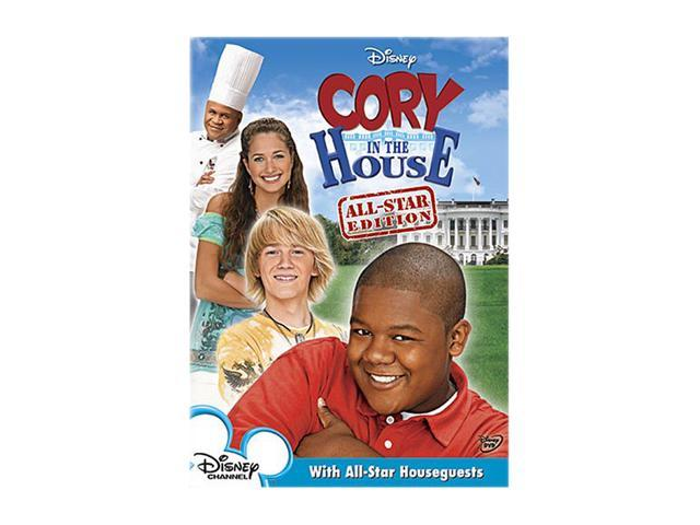 Cory in the House-V01-All Star Edition (DVD / FF 1.33 / DD 5.1) Kyle Massey
